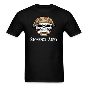 Stonefox Army Fitted T-Shirt - Men's T-Shirt