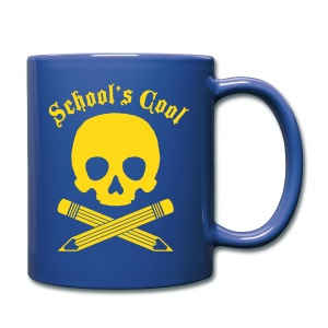 School's Cool Teacher Mug - Full Color Mug