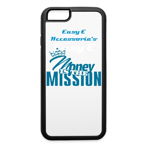 money is the mission series I phone 6 case  - iPhone 6/6s Rubber Case