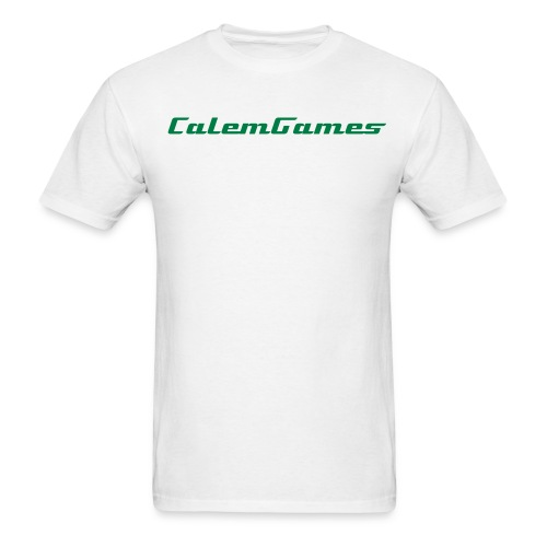 Basic CalemGames Tee - Men's T-Shirt