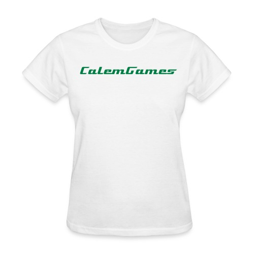 Basic CalemGames Tee - Women's T-Shirt