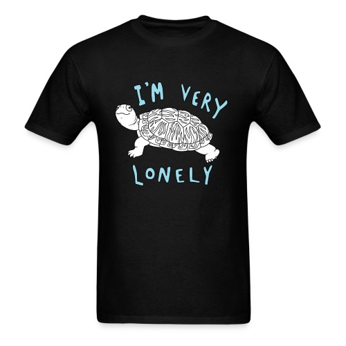 I'm Very Lonely - Men's T-Shirt