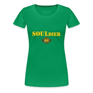 SOULdier - Women's Premium T-Shirt