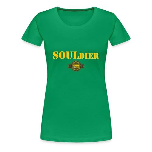 SOULdier - Women's Premium T-Shirt