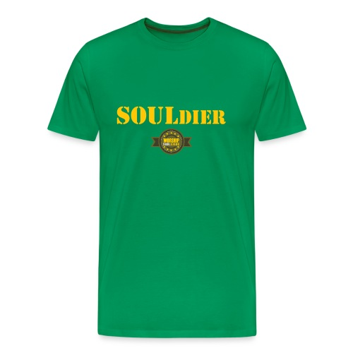 SOULdier - Men's Premium T-Shirt
