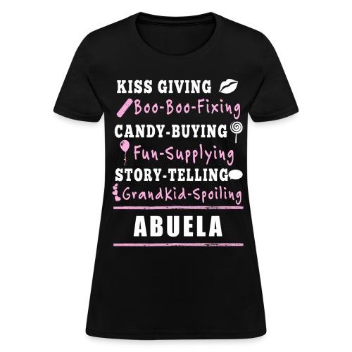 Abuela - Women's T-Shirt