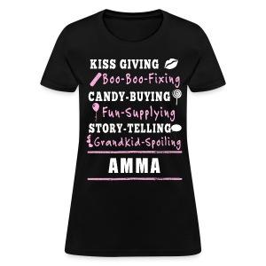 Amma - Women's T-Shirt