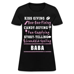 Baba - Women's T-Shirt