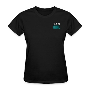 Women's Fan Girl Certified Author Stalker T-shirt - Women's T-Shirt