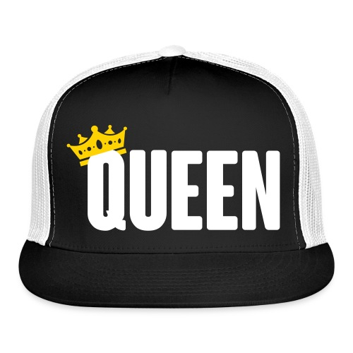 Queen unisex - Trucker Cap