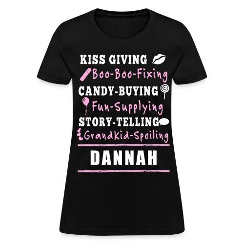 Dannah - Women's T-Shirt