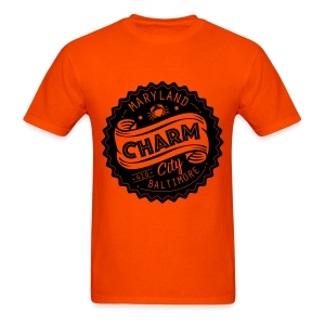 Charm City Baltimore - Men's T-Shirt