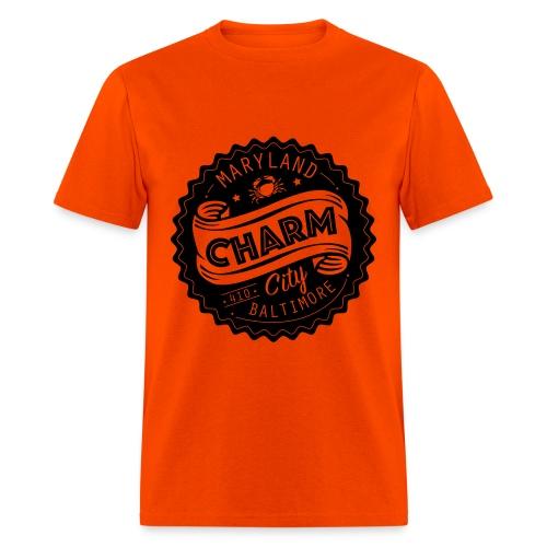 Charm City Baltimore - Men's T-Shirt