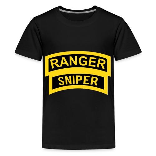 Ranger Sniper - Kids' Premium T-Shirt
