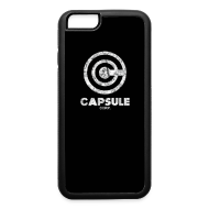Phone & Tablet Cases ~ iPhone 6/6s Rubber Case ~ Black Capsule Corp. iPhone 6 Case