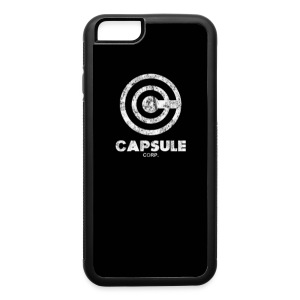 Black Capsule Corp. iPhone 6 Case - iPhone 6/6s Rubber Case