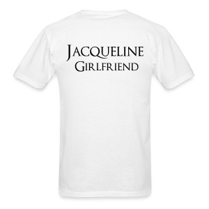 [X9] Jacqueline Girlfriend - Men's T-Shirt