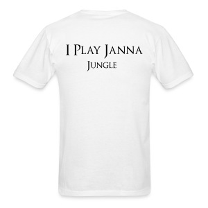 [X9] I play janna JUNGLE - Men's T-Shirt