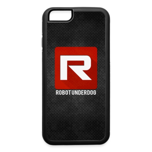 Robot Underdog iPhone 6 Case - iPhone 6/6s Rubber Case