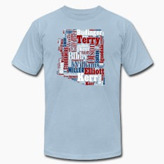 All Time Arizona Basketball Greats Men's T-Shirt