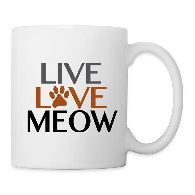 LIVE, LOVE MEOW
