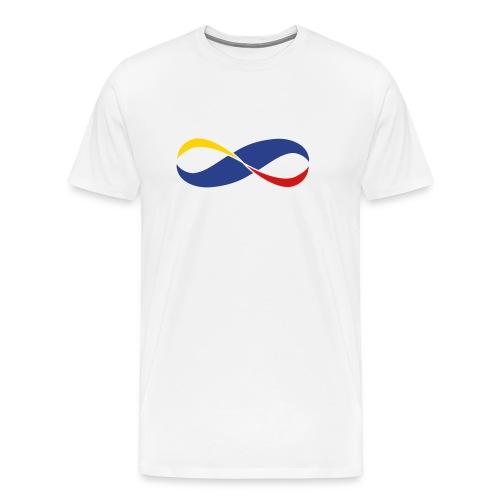Mobius infinity - Men's Premium T-Shirt