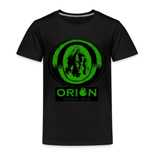 Orion Strength Guild - Kids T-shirt - Toddler Premium T-Shirt