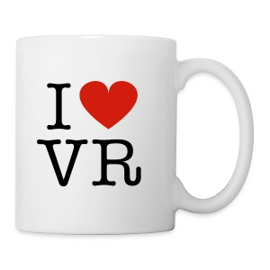 I Love VR classic  - Coffee/Tea Mug