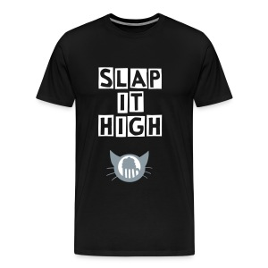 Slap it High - Franklin metallic - Men's Premium T-Shirt