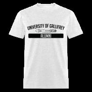 T-Shirts ~ Men's T-Shirt ~ University of Gallifrey Alumni T
