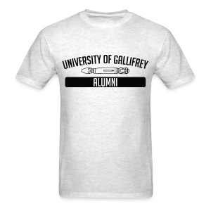 University of Gallifrey Alumni T - Men's T-Shirt