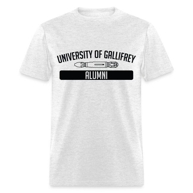 University of Gallifrey Alumni T
