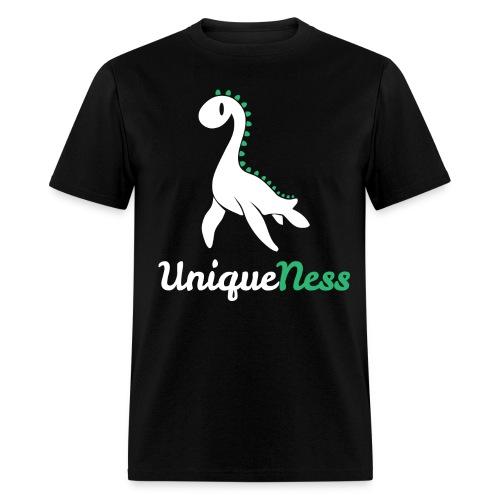 The Original UniqueNess - Men's T-Shirt