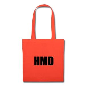 HMD black  - Tote Bag