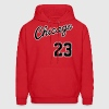 Chicago 23 Script Shirt Hoodies - Men's Hoodie