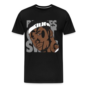 BridgesGotSwag - Men's T-Shirt - Men's Premium T-Shirt