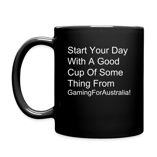 Good Day With GamingForAustralia - CUP! - Full Color Mug