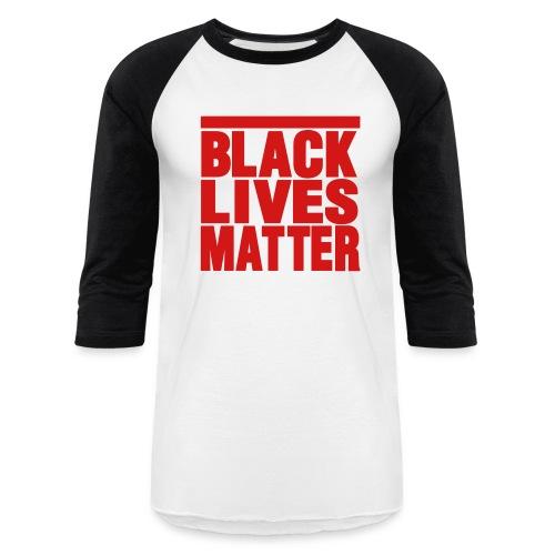 Anti Racial Shirt Carbon - Baseball T-Shirt