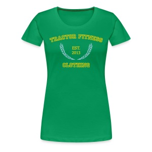 TF CLOTHING - Women's Premium T-Shirt
