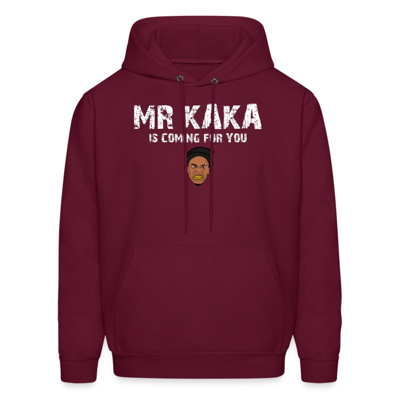 MR KAKA Cartoon - Men's Hoodie