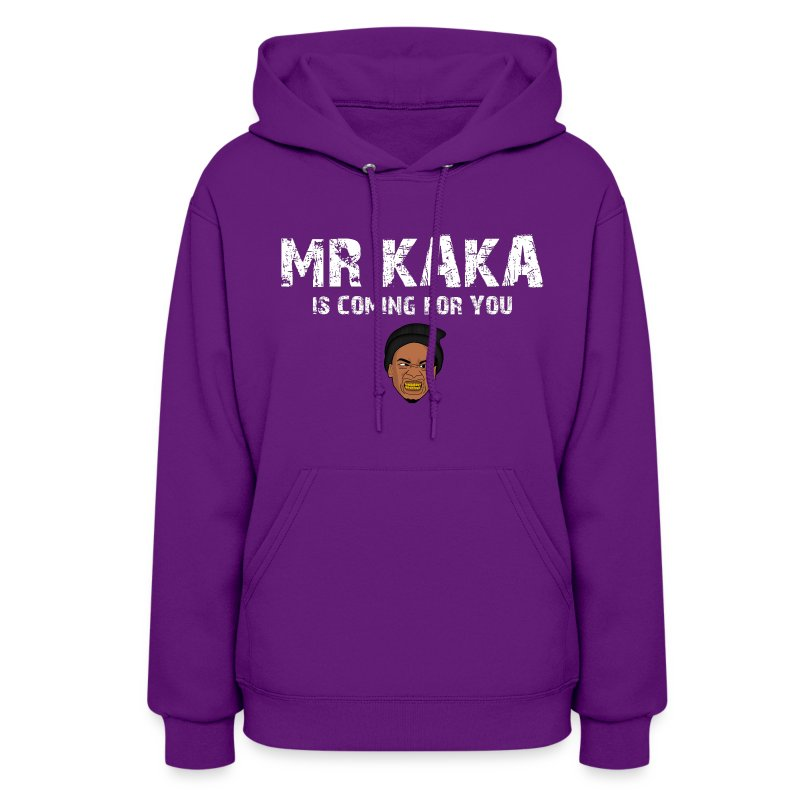 MR KAKA Cartoon - Women's Hoodie