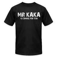 T-Shirts ~ Men's T-Shirt by American Apparel ~ MR KAKA