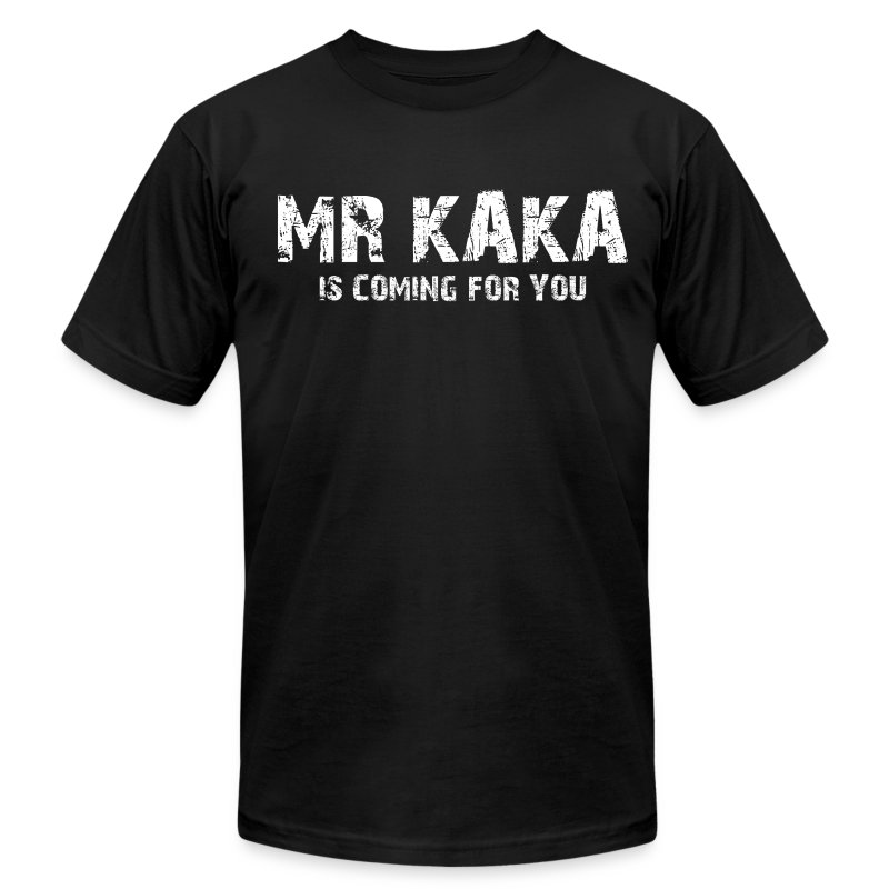 MR KAKA - Men's T-Shirt by American Apparel
