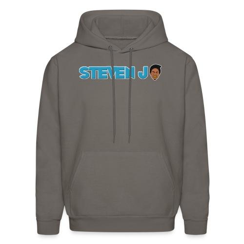 Steven Jo logo - Men's Hoodie