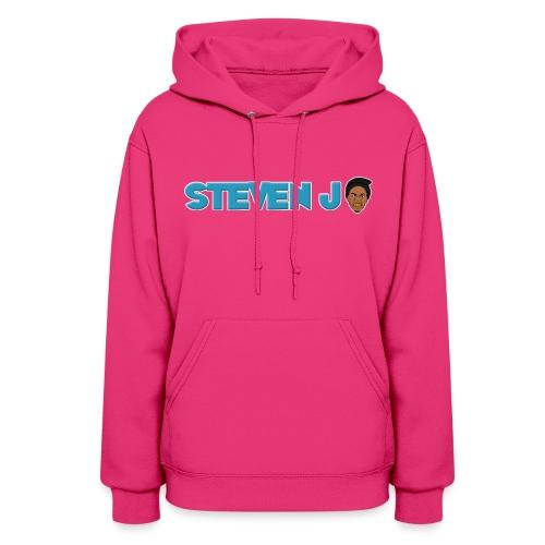 Steven Jo logo - Women's Hoodie
