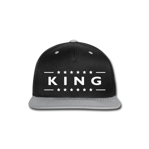 KINGSH*T - Snap-back Baseball Cap