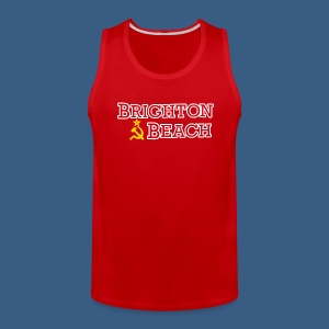 Brighton Beach Old Russia - Men's Premium Tank