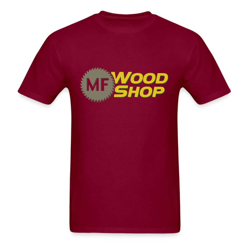 MFWoodShop Shirt - Men's T-Shirt