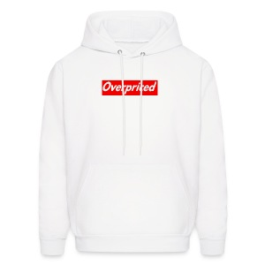 Overpriced Jacket - Men's Hoodie