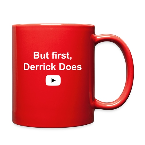 but first - Full Color Mug
